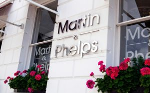 Martin & Phelps Hair & Beauty Salon in Cheltenham