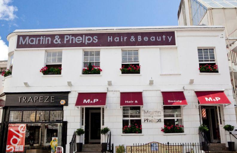 Martin & Phelps Hairdressers & Beauty Salon in Cheltenham, Gloucester