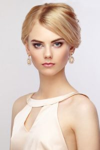 prom hair & make-up, Martin & Phelps hairdressers, Cheltenham