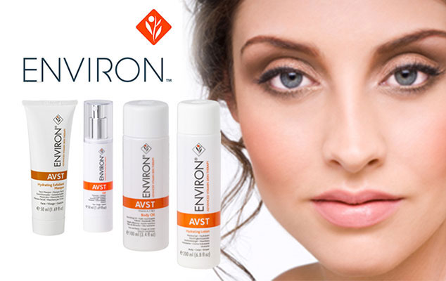 Environ Skincare at Martin & Phelps Hair & Beauty Salon in Cheltenham
