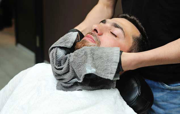 Wet Shave Offer at Martin & Phelps Hair & Beauty Salon in Cheltenham