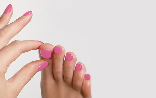 Manicures & Pedicures at Martin & Phelps Hair & Beauty Salon in Cheltenham