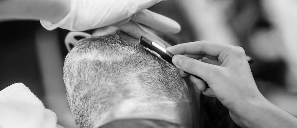 male grooming, wet shaves, martin & phelps Salon, Cheltenham