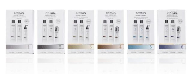 Nioxin Hair Products at Top Hair Salon in Cheltenham