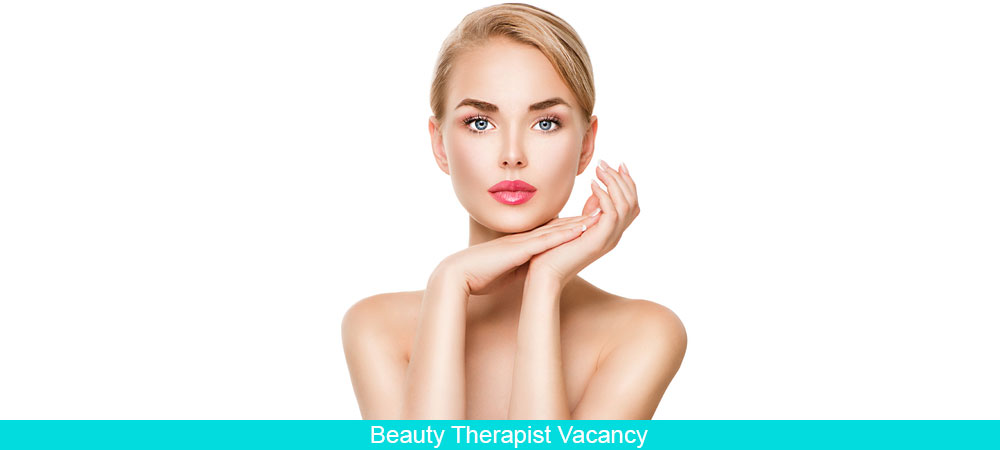 Beauty-Therapist-Vacancy