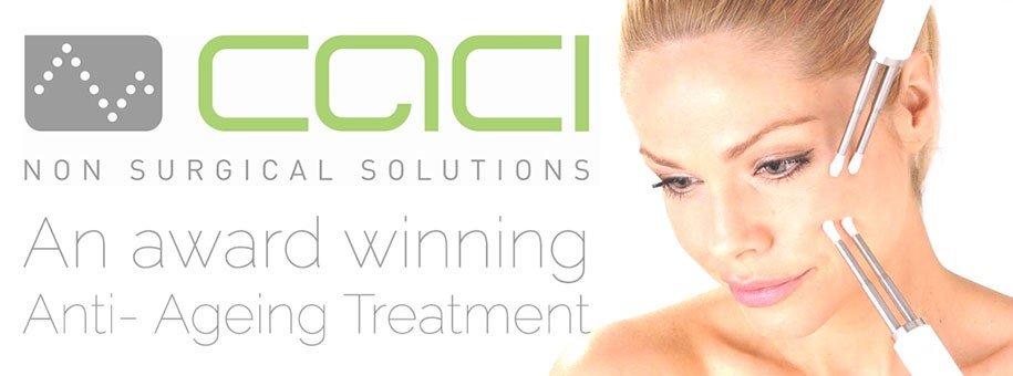 CACI facials, beauty salon in Cheltenham