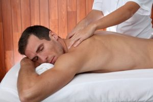 men's massages, Martin & Phelps Barbers, Cheltenham