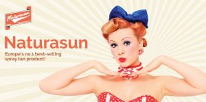 Spray Tanning at Martin & Phelps beauty salon in Cheltenham