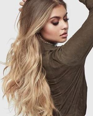 The Latest Hair Colour Trend