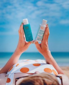 Moroccanoil travel products Blakes Canterbury Hair Salon