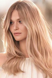 blonde balayage at top Cheltenham hair salon