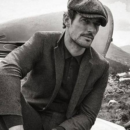 Celebrity Style Profile – David Gandy
