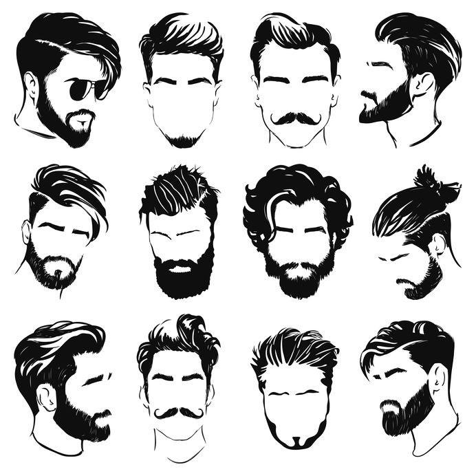 Beard Shapes Cheltenham Hairdressers