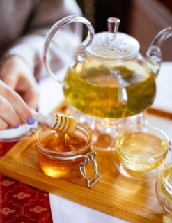 The Best Herbal Teas For Your Skin