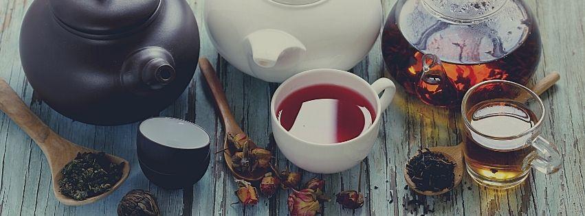 Martin Phelps Salon in Cheltenham Herbal Tea for Clear Skin