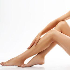 Waxed Legs Martin and Phelps Beauty Salon Cheltenham