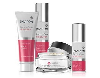 Environ Focus Care products