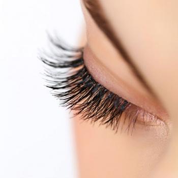 Eyelash Tinting at Martin & Phelps Beauty Salon in Cheltenham