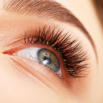 Eyelash Tinting at Martin & Phelps Beauty Salon in Cheltenham