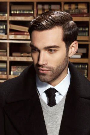 Men's Hair Cuts & Colours at Martin & Phelps Barbers in Cheltenham