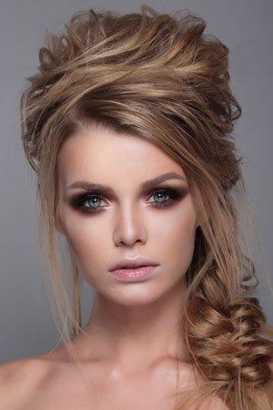 prom hair & make-up, Martin & Phelps hairdressers, Cheltenham