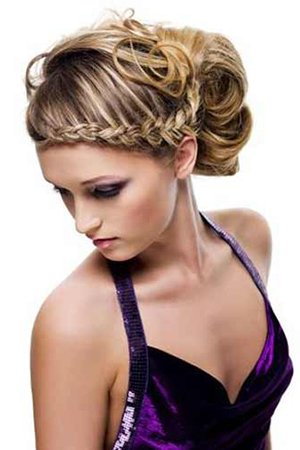 Party Hair Prom Hair Make Up Hair Salon Cheltenham