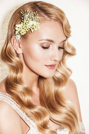 Wedding Hair & Make-Up at Martin & Phelps Hair Salon in Cheltenham