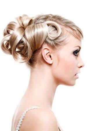 Wedding Hair & Make-Up at Martin & Phelps Hair Salon in Cheltenham