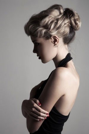 Wedding Guest Hairstyle Ideas From Martin And Phelps Hair & Beauty Salon In Cheltenham